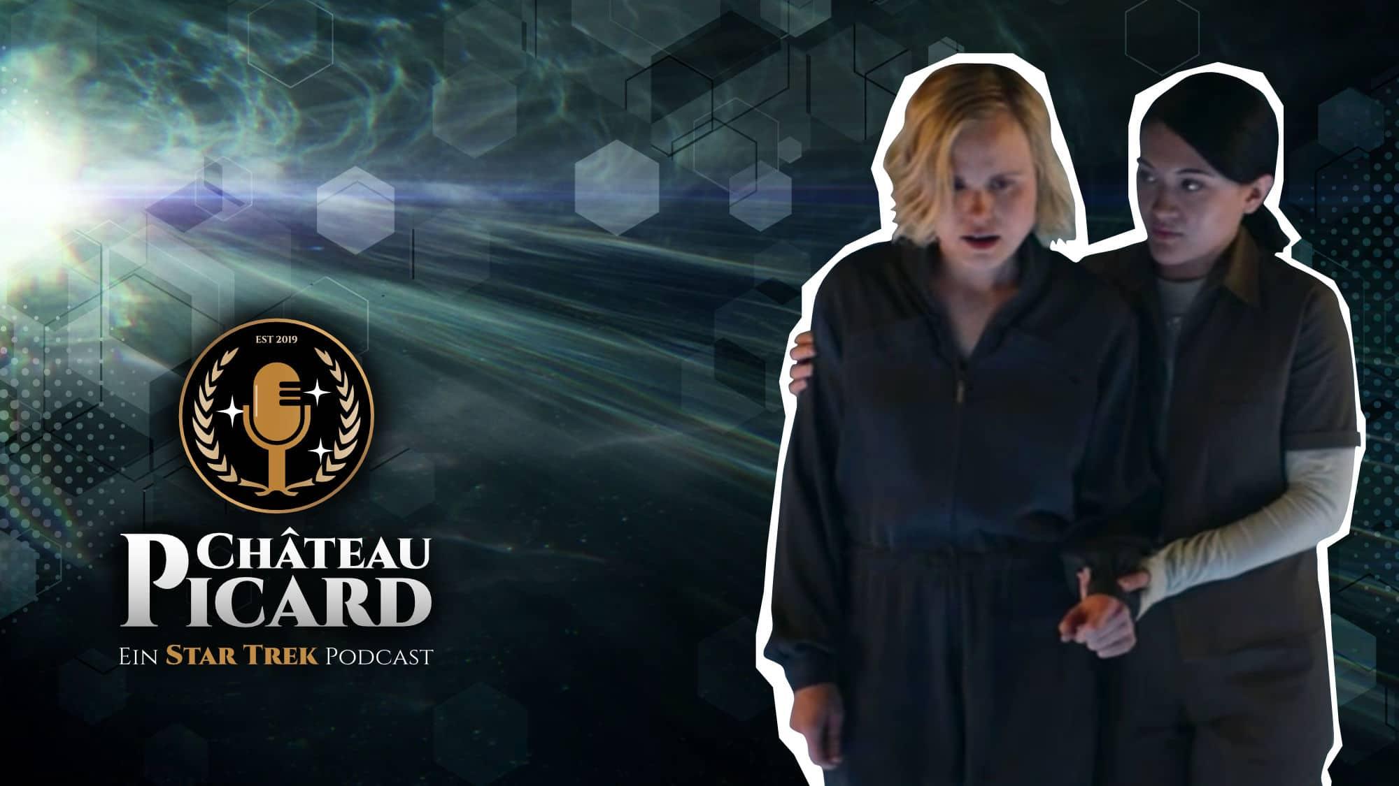 """Folgenbild zur Folge Die """"Bruchstücke"""" setzen sich zusammen in Star Trek: Picard"""