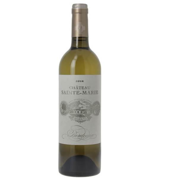 Vente vin en ligne, chateau sainte-marie entre deux mers madlys