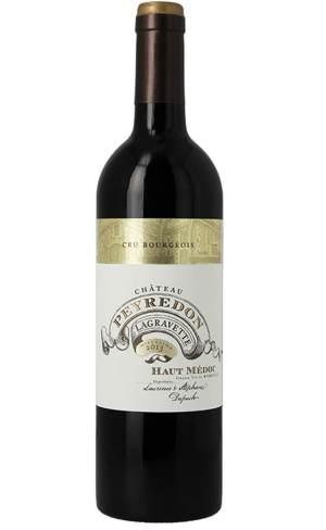 achat vin haut medoc cru bourgeois peyredon lagravette