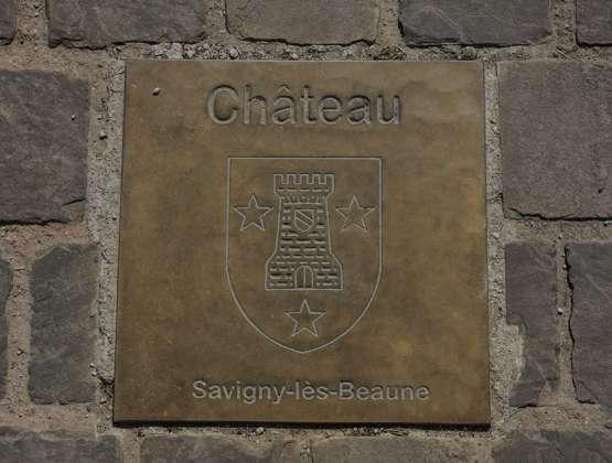 Blason château de Savigny-lès-Beaune