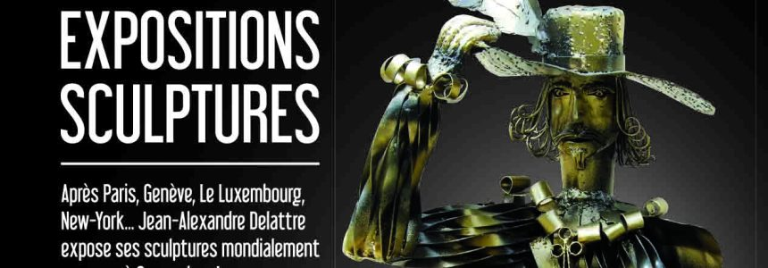 «Poésies métalliques» Expositions de Sculptures