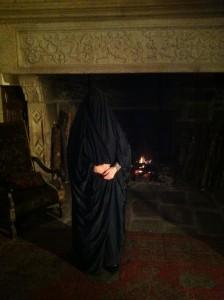 Burka ou voile intégral.