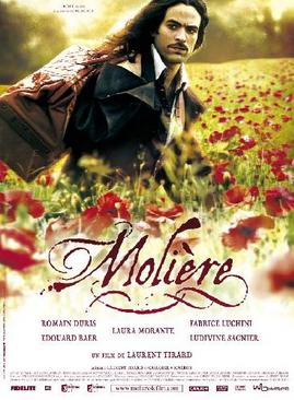 affiche film Moliere