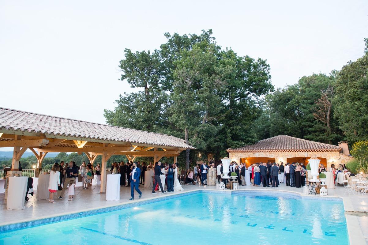piscine cocktail Roquefeuille