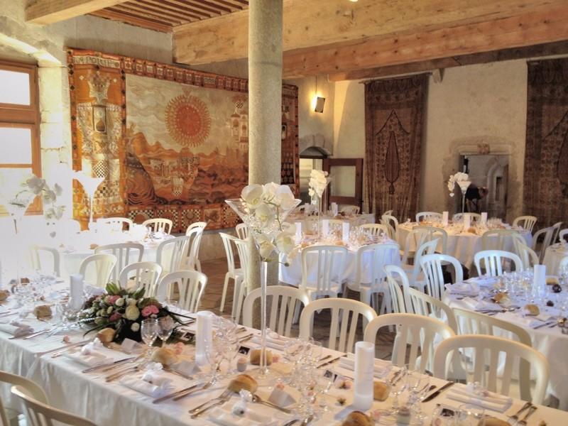 location salle mariage 27