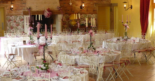 location salle mariage 41220