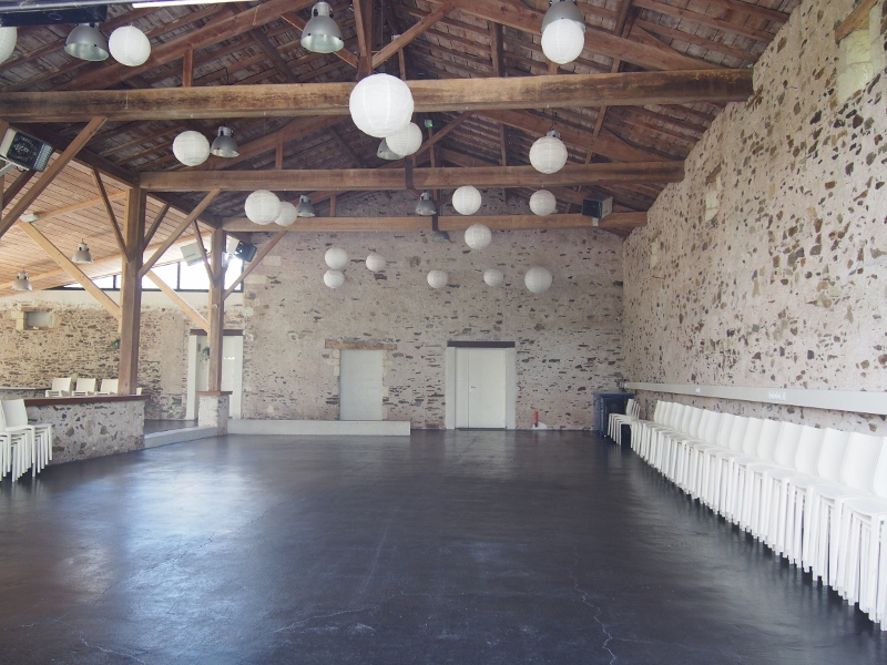 location salle mariage frossay