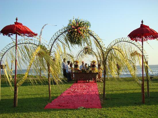 organisation mariage bali