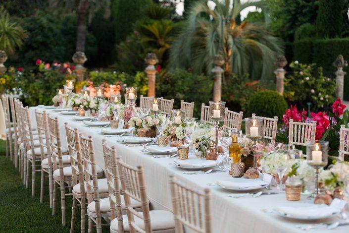 organisation mariage de luxe