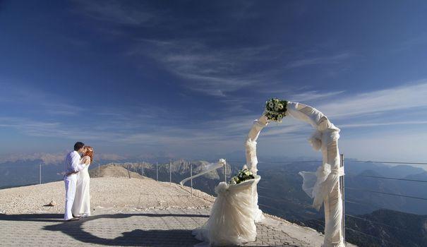 organisation mariage montagne