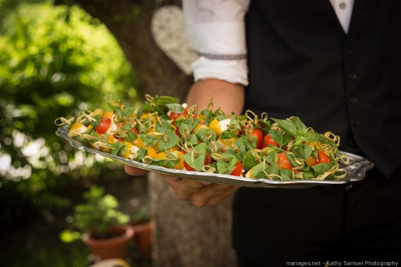 traiteur mariage vegetarien