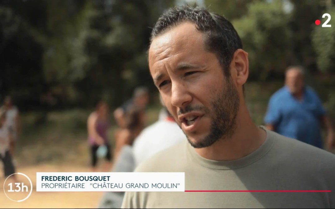 Reportage France 2 Journal 13h00