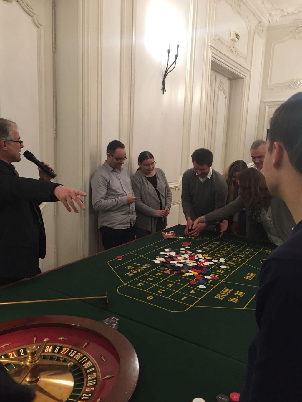 soirée Casino au Château de Rajat