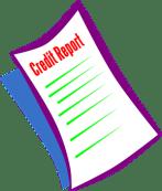 Credit report doc