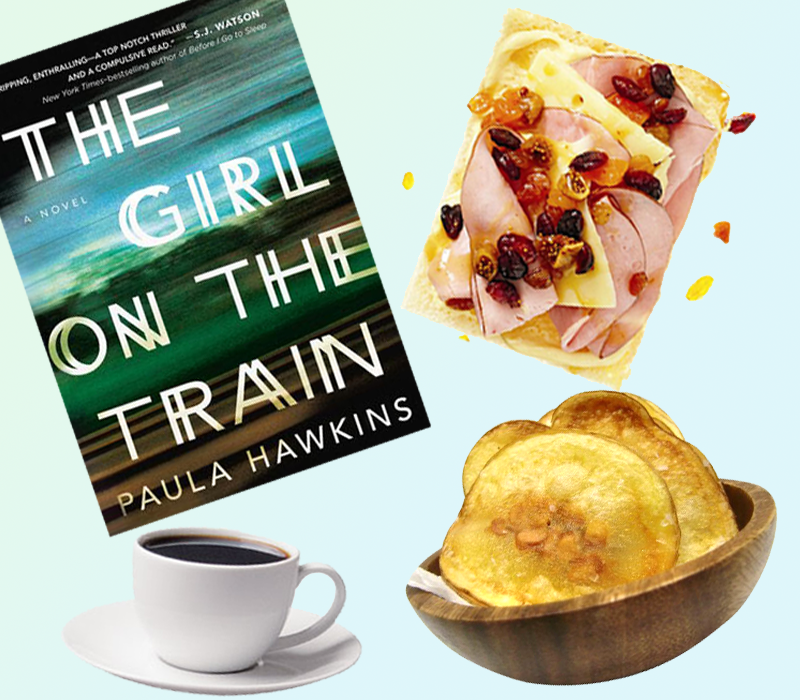 Pocket Book Club  The Girl on the Train     Chatelaine Girl on the Train pocket book club