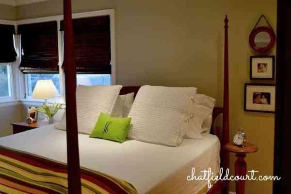 Hazy Skies by Benjamin Moore - master bedroom paint color