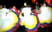 A Flurry of Folkloric Dance.