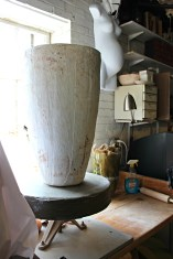 2015-0518 CAC_Meet This Artist_JR Butler_Large Pot Form_Foley
