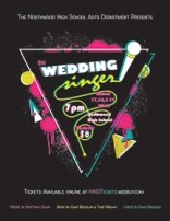 NHS' Wedding Singer Poster