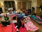 Sleep-over