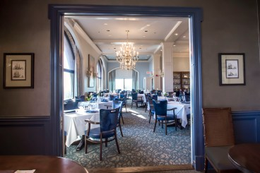 General Oglethorpe - Main Dining Room