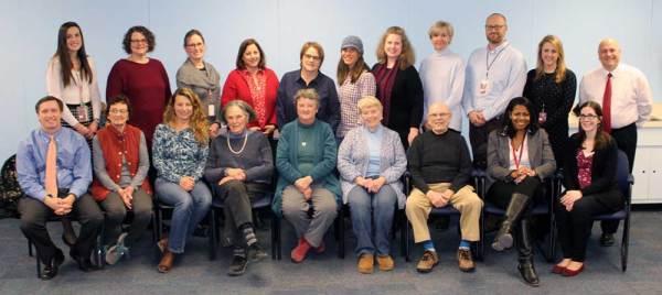Chatham Education Foundation members