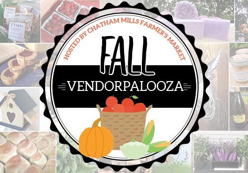 Fall Vendorpalooza