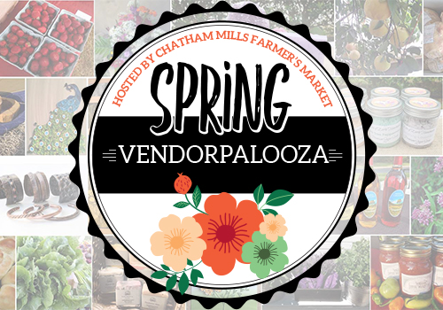 Spring Vendorpalooza