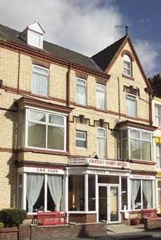 Guest House in Bridlington with indoor pool