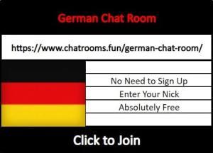 german chat room