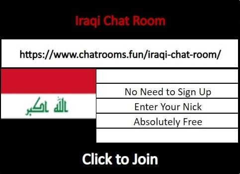 iraqi chat room