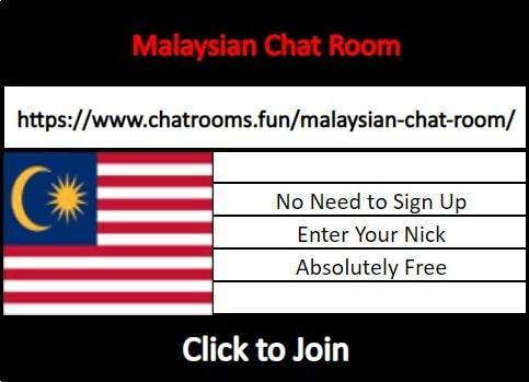 malaysian chat room