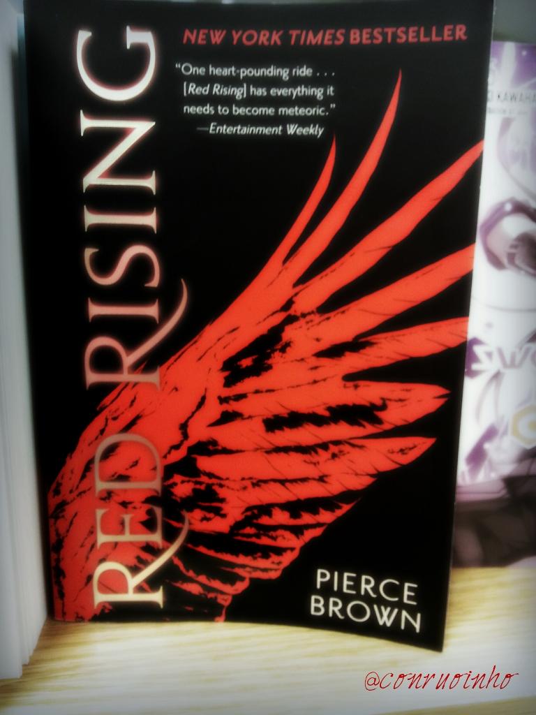 Red Rising (Đỏ Trỗi Dậy) by Pierce Brown – BOOK CHAT | CHAT SÁCH
