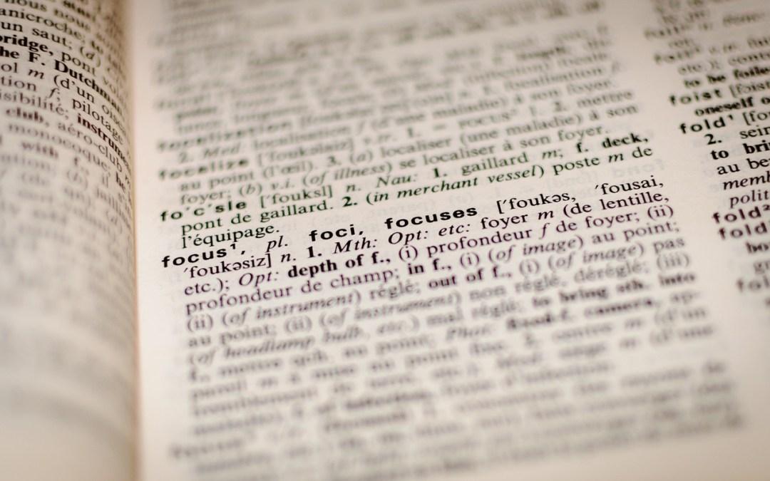 Substantive – Learn English through weird and wonderful words