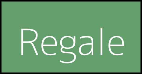 Learn REGALE Meaning Etymology Synonyms