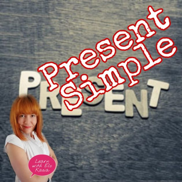 Talking about the present using Present Simple English time Ask Elo