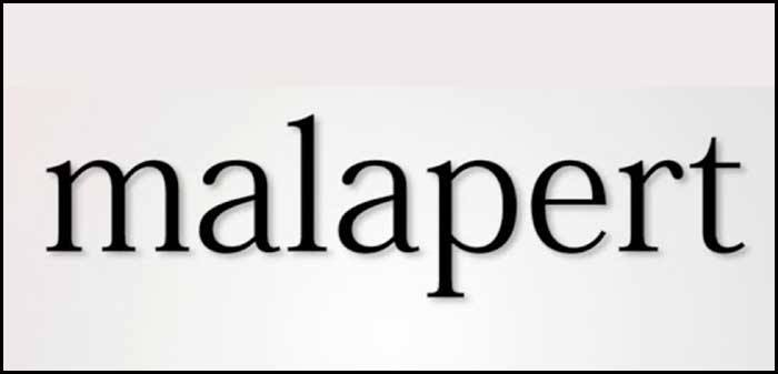 Learn Malapert Meaning Etymology and Synonyms