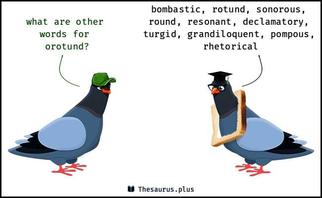 Wordipedia Learn ORUTUND Meaning Etymology and Synonyms