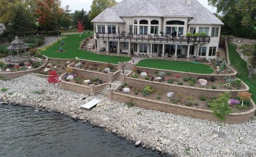 retaining walls | Chattanooga Home Inspector