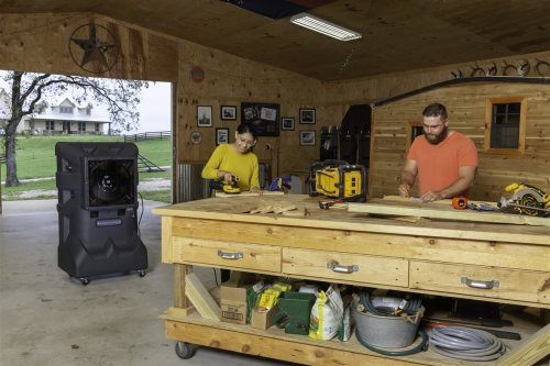 Carpenters | Chattanooga Home Inspectors | DIY Workspace
