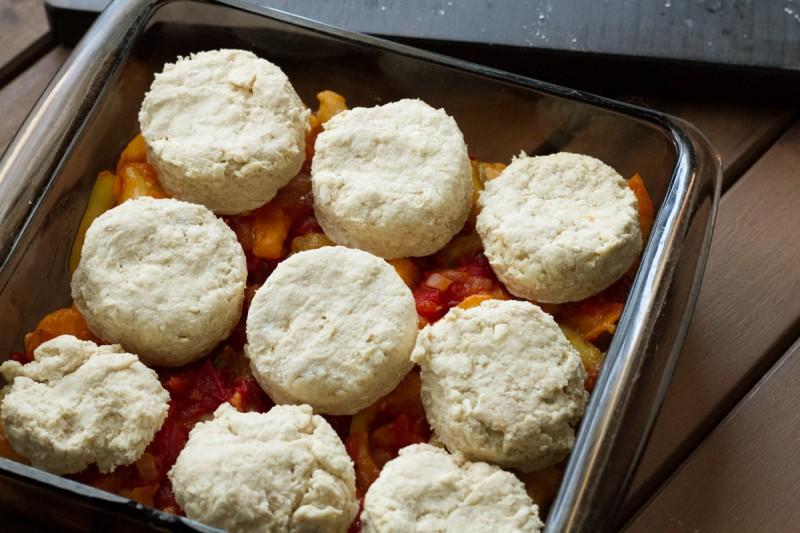 tomato cobbler | chattavore