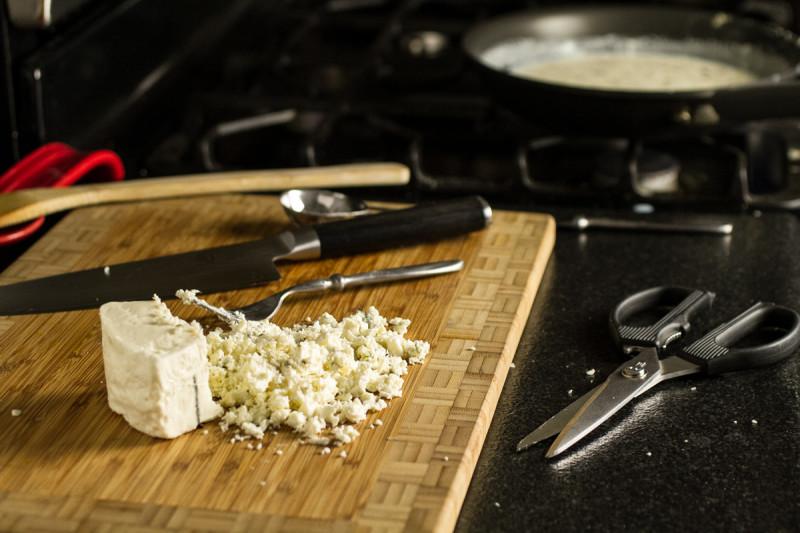blue cheese fondue | chattavore