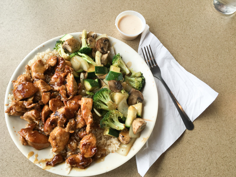 Little Tokyo Express in Hixson, Tennessee serves good food at a good value. #CHA #CHAeats   chattavore.com