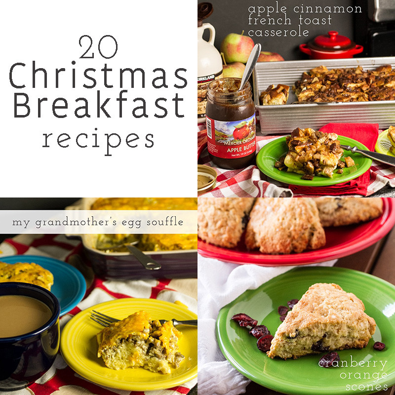 I look forward to Christmas breakfast almost as much as I look forward to Christmas dinner. If you need some delicious Christmas breakfast recipes, here are some great ideas for you! | chattavore.com