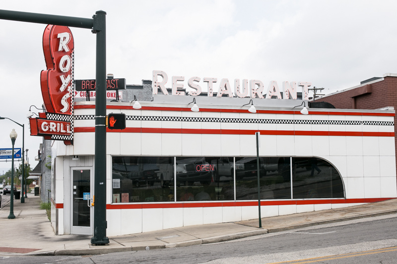 Roy's Grill is an institution on Chickamauga Avenue, having been around since 1934. One visit and it's easy to taste why they've lasted so long! | restaurant review from Chattavore.com