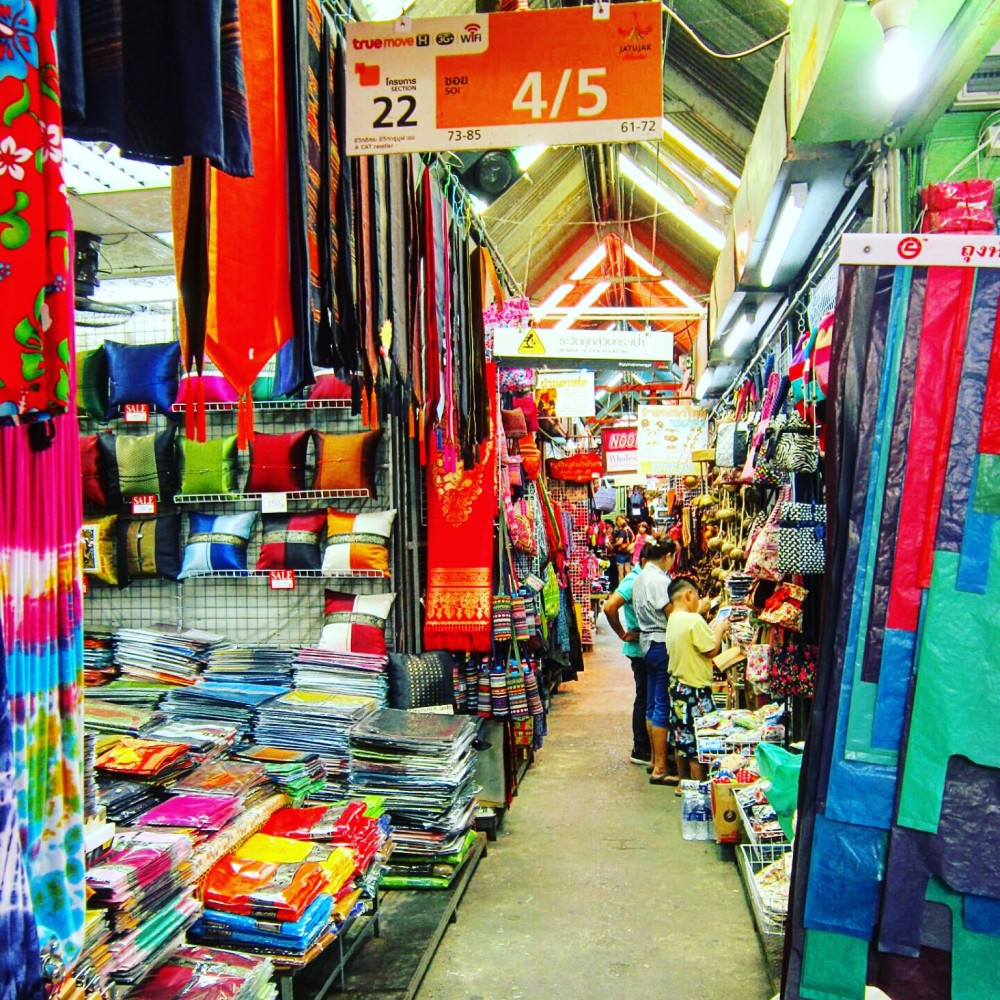 Chatuchak Market: Home of the World's Largest Weekend Market