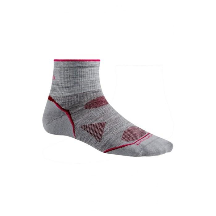 Chaussettes courtes et légères en laine