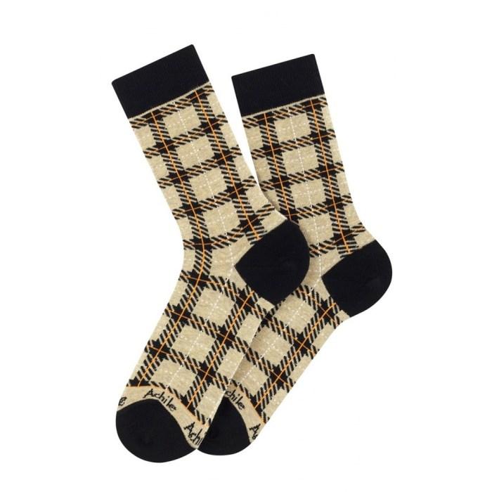 Mi-chaussettes modèle Keystone en coton