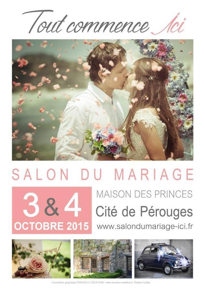 Salon du mariage de Pérouge 3 et 4 octobre