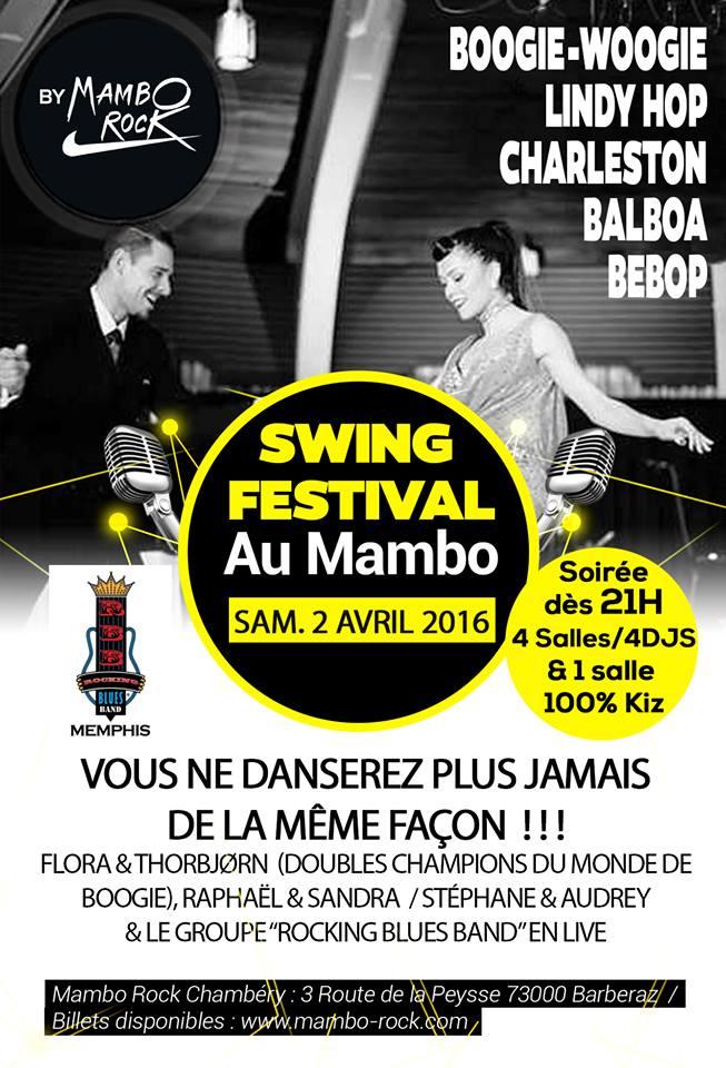RDV samedi 2 Avril  à Chambéry